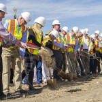 Dairy Farmers of America breaks ground on new plant in Kansas